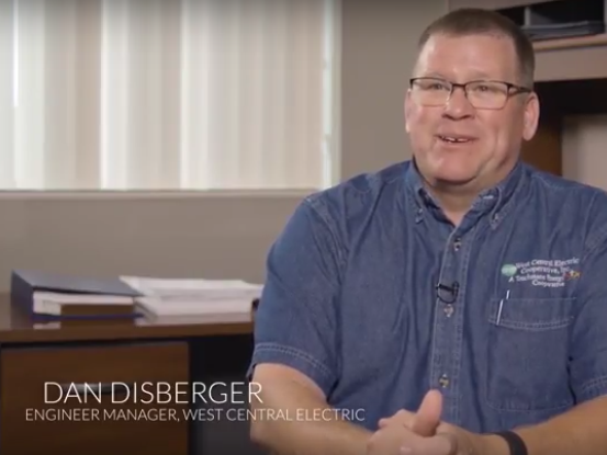 West Central Electric Cooperative – Client Testimonial
