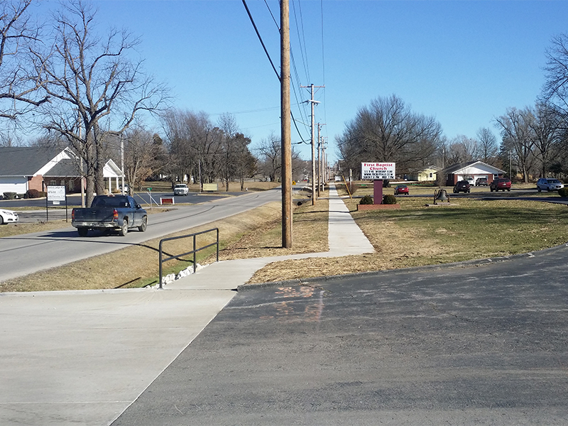 City of Buffalo – Main Street Sidewalk Improvements