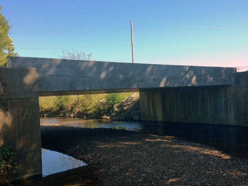 Greene County Bridge No. 1460135