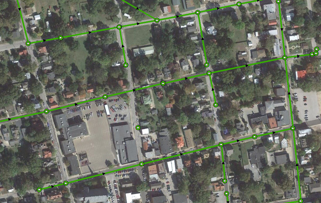 City of Ste. Genevieve – Sanitary Sewer System Mapping