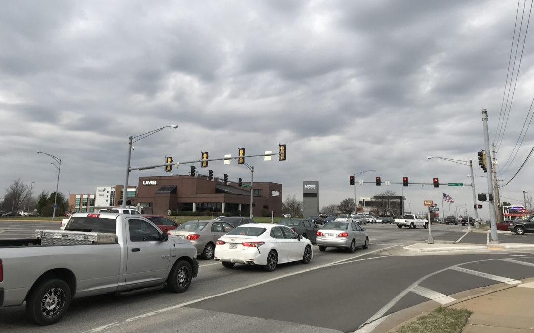 City of Springfield- National Avenue Mill, Overlay, & ADA Improvements